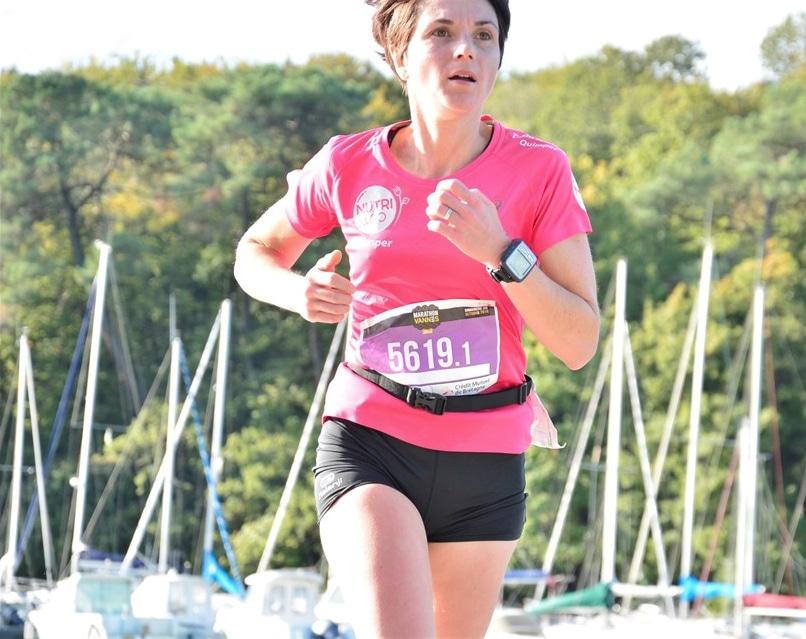 INFO SPORT... Marathon de Paris : La prépa de Julia Baleine Menard commence maintenant